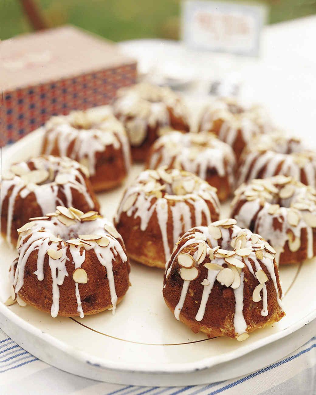 Mini Cake Recipe  mini bundt cake recipe