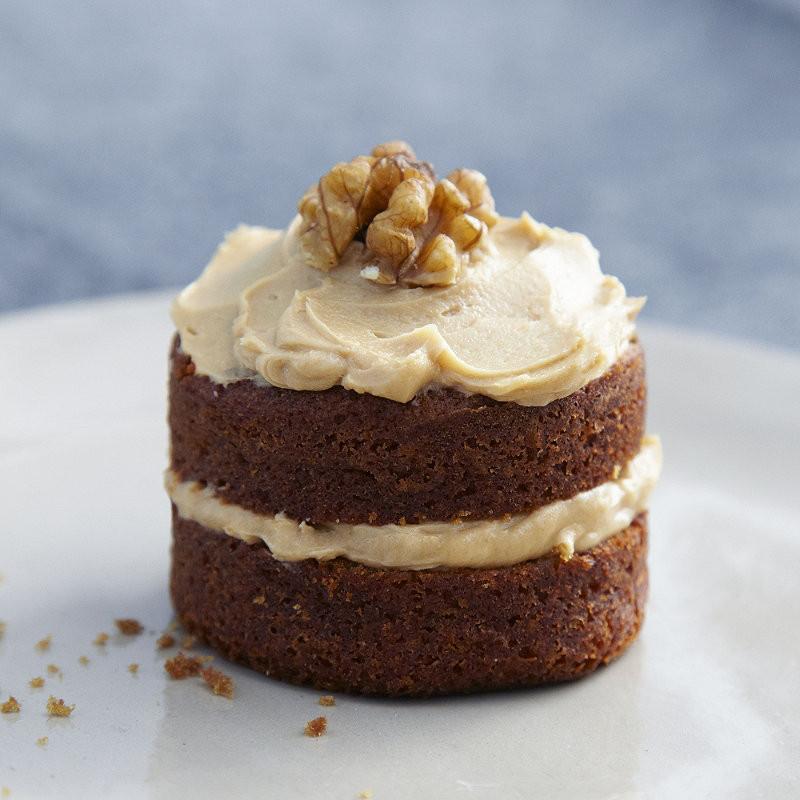 Mini Cake Recipe  Mini Coffee Cakes Recipe — Dishmaps