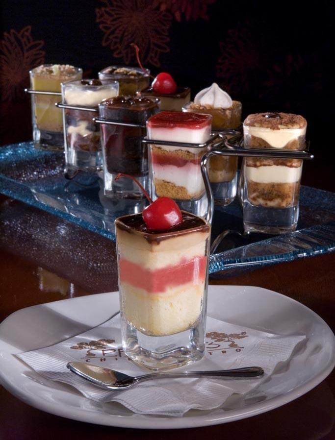 Mini Dessert Glasses  The Mini Dessert