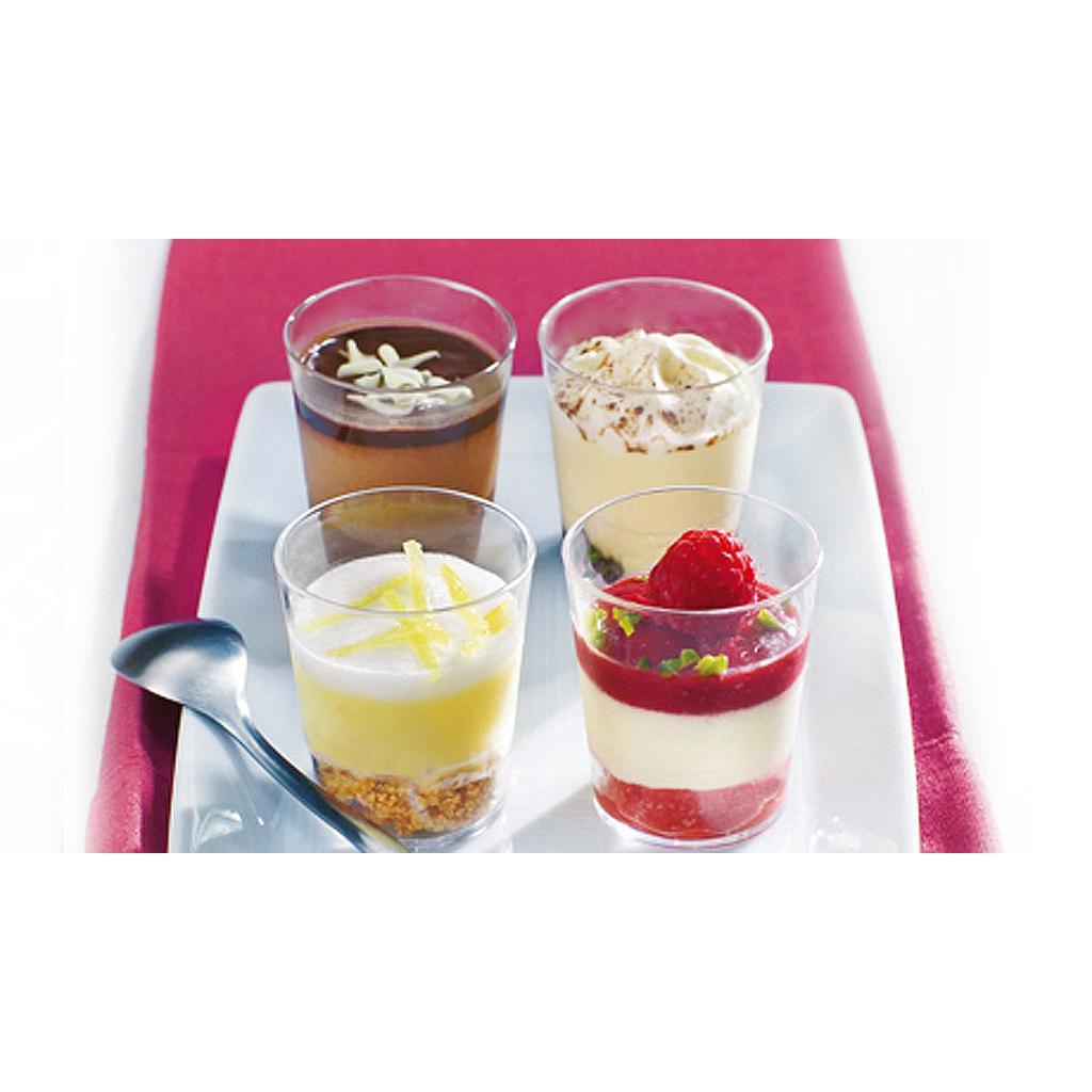 Mini Dessert Glasses  Mini Dessert Cups Shot Glasses