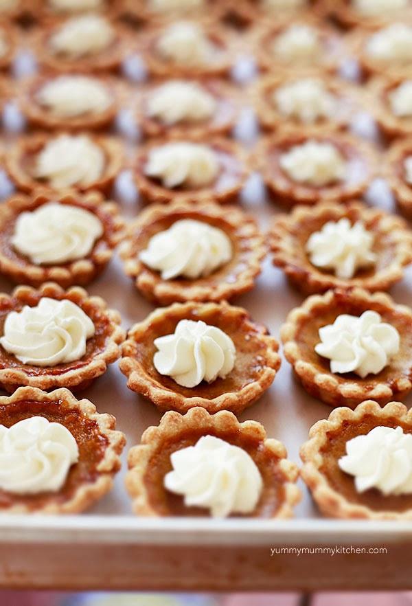 Mini Pumpkin Pie  Mini Pumpkin Pie Recipe Yummy Mummy Kitchen