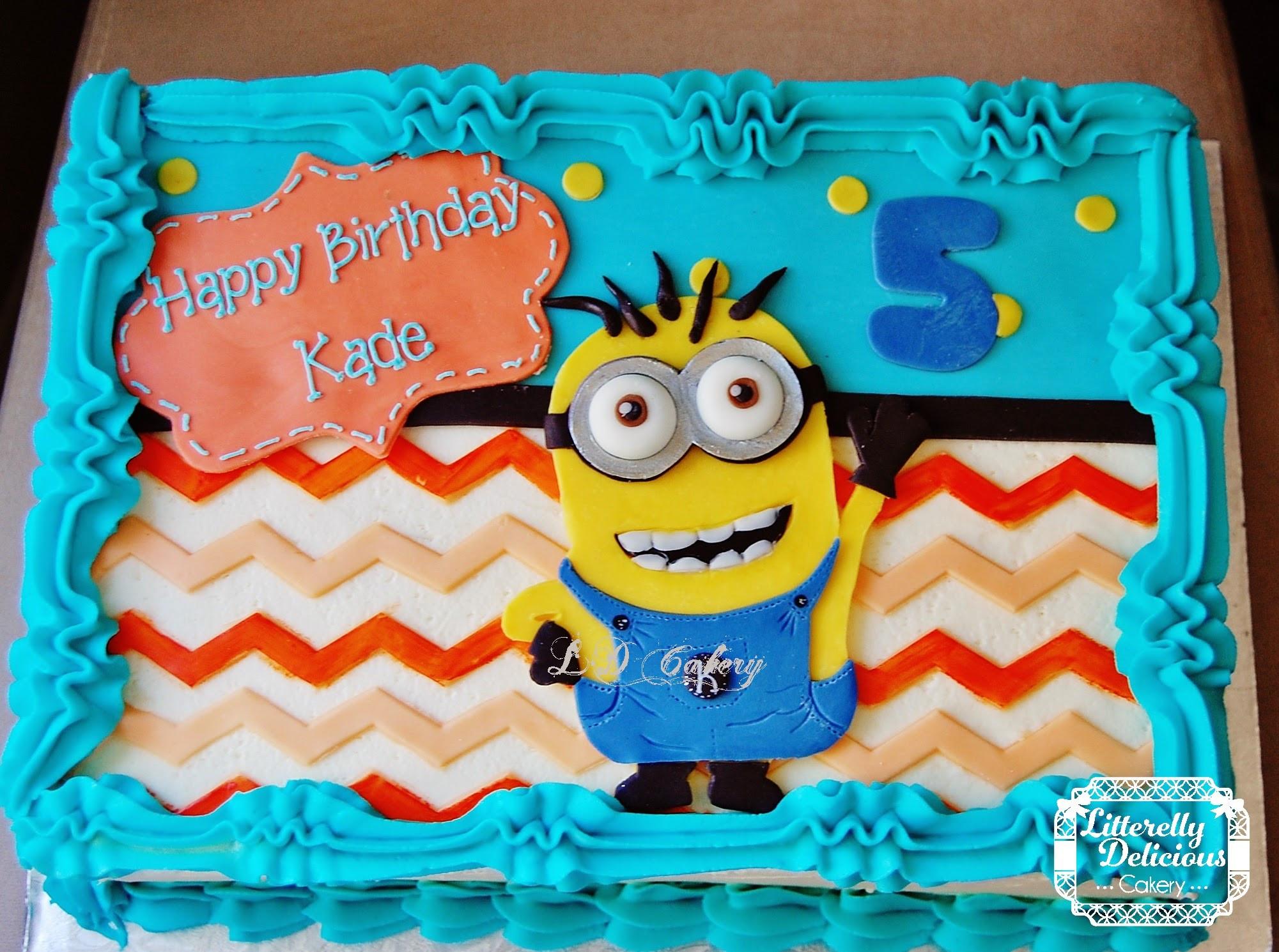 Minions Birthday Cake Walmart  Pin Walmart Ninja Turtles Movie 2011 Ninjago Kai Zx