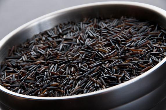 Minnesota Wild Rice  Grade A B Wild Rice