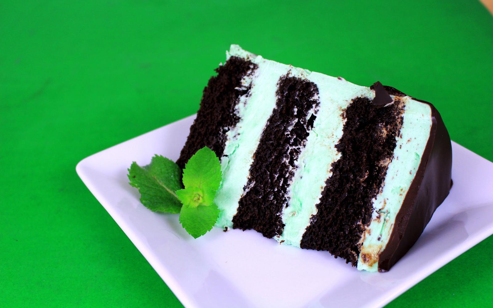 Mint Chocolate Chip Cake  Mint Chocolate Chip Cake [Vegan Grain Free]