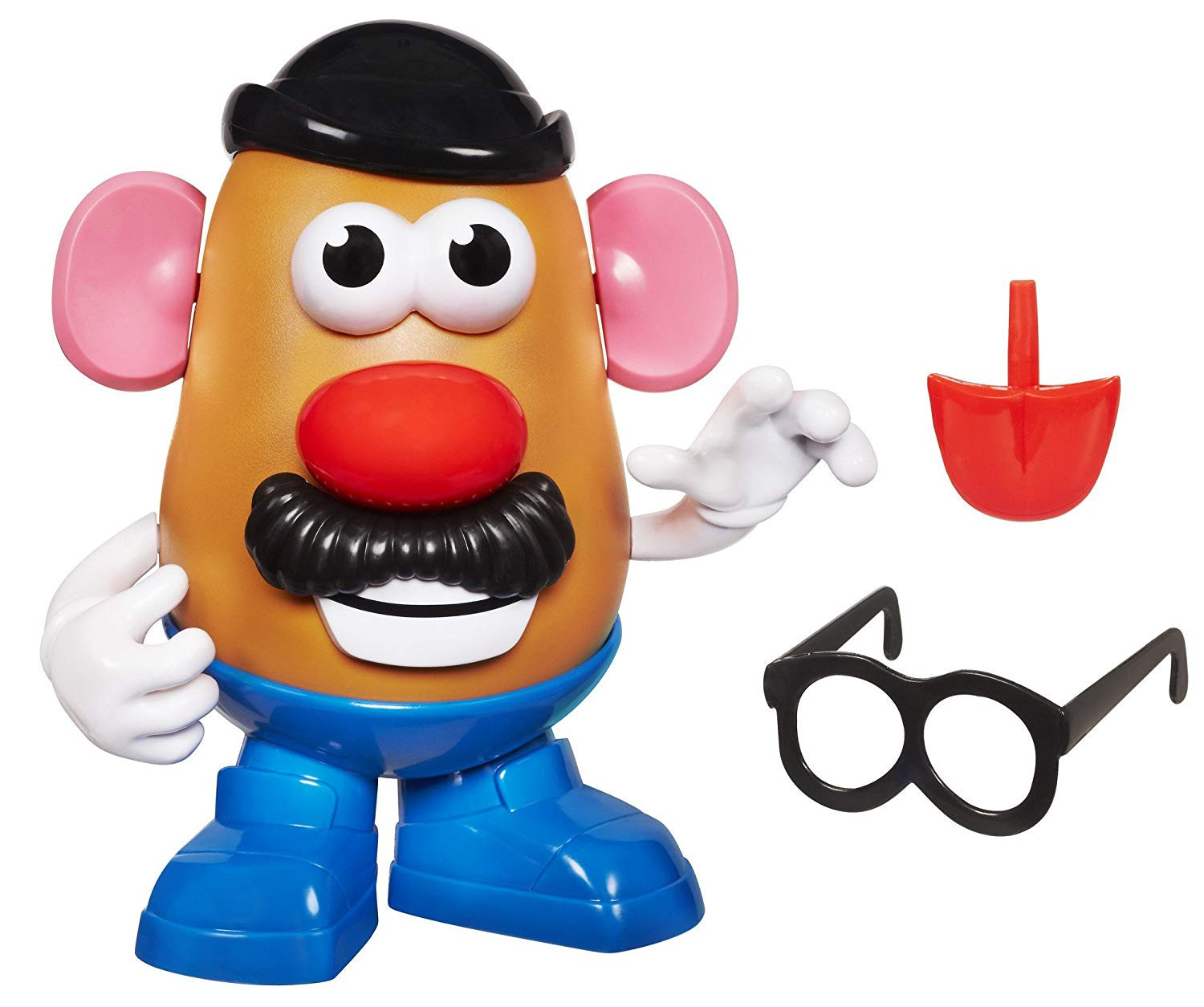 Mister Potato Head  Mr And Mrs Potato Head Craft For A Toy Story Party