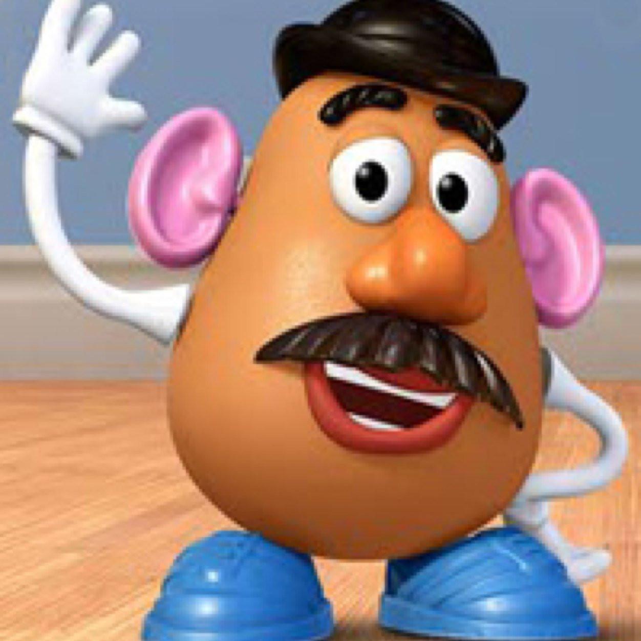 Mister Potato Head  The iconic voice of Toy Story s Mr Potato Head has d