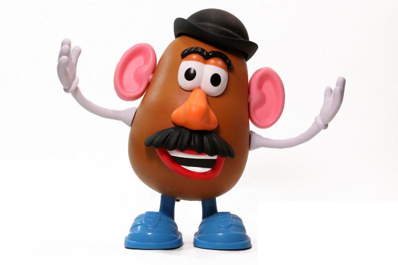 Mister Potato Head  Doll Steesh