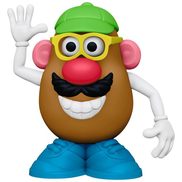Mister Potato Head  2017 Mr Potato Head Hallmark Keepsake Ornament Hooked on
