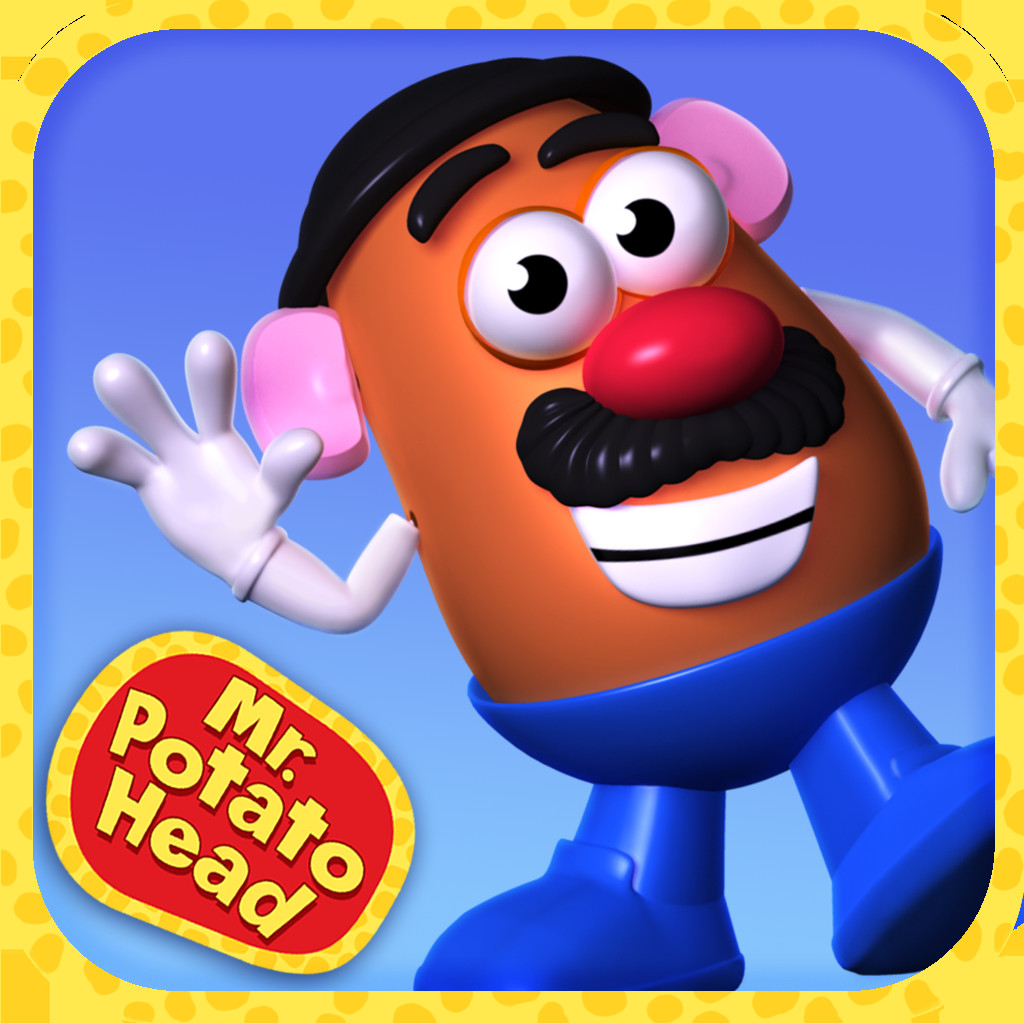 Mister Potato Head  BridgingApps Reviewed App