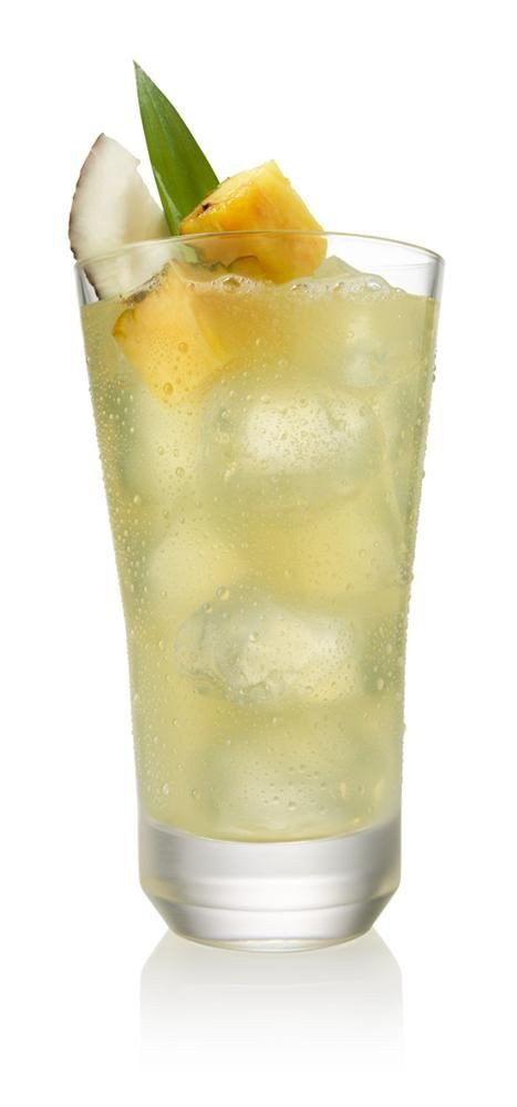 Mixed Drinks With Vodka And Pineapple Juice  SVEDKA Colada vodka Pineapple juice Coconut water