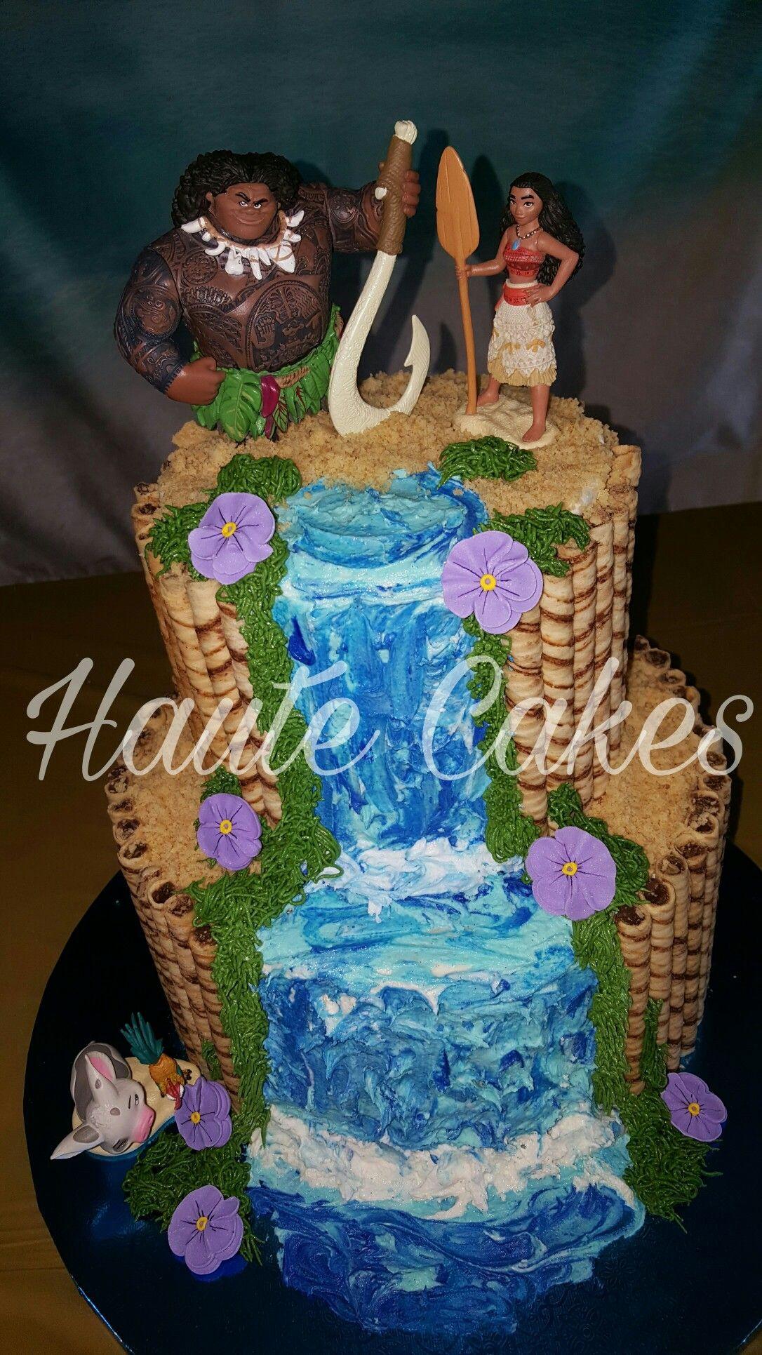 Moana Birthday Cake Ideas  Moana cake Hauté cakes Pinterest