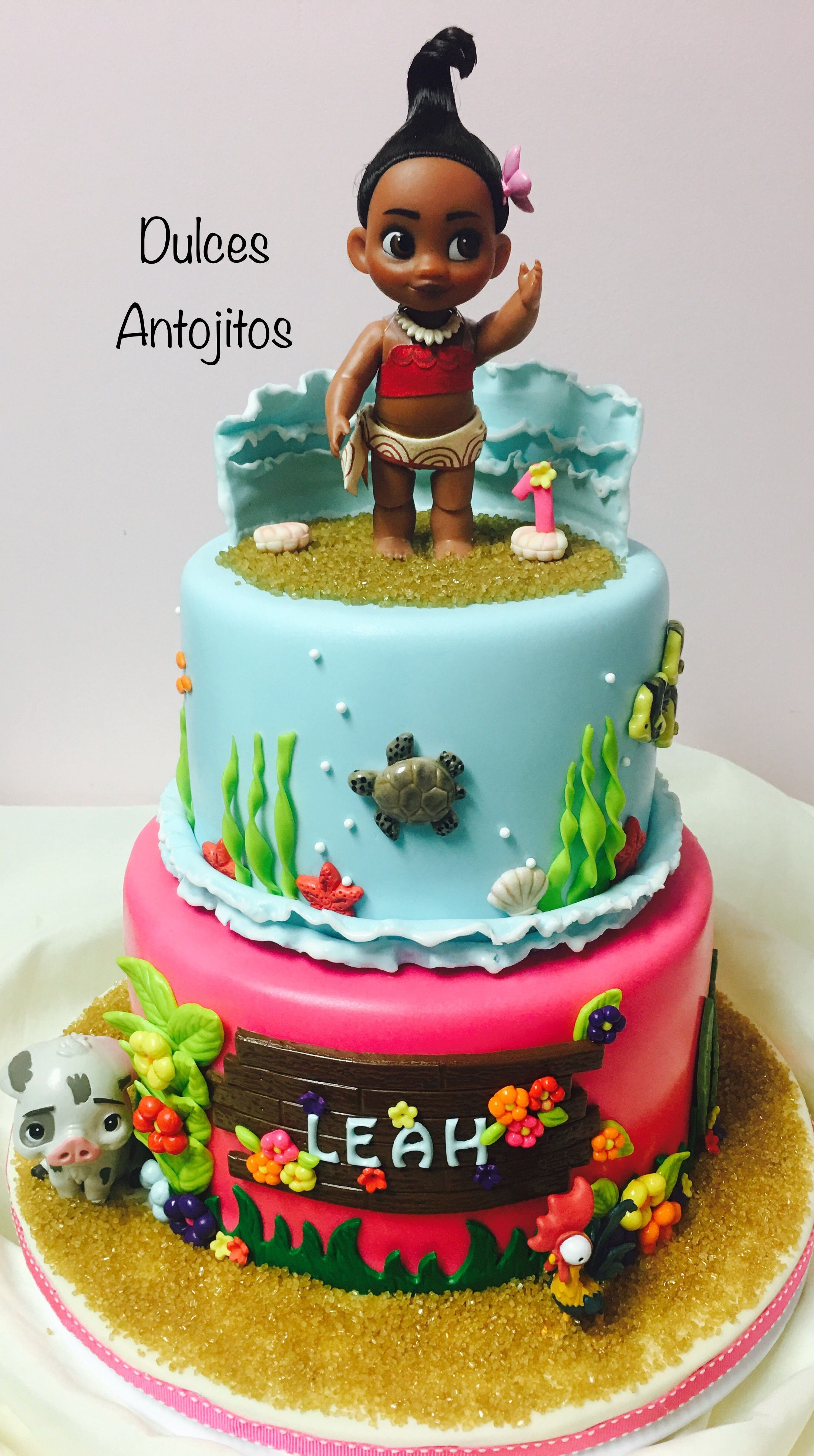 Moana Birthday Cake Ideas  Moana s birthday cake Cakes Pinterest