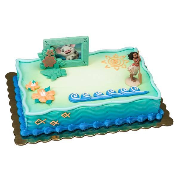 Moana Sheet Cake  Moana Publix