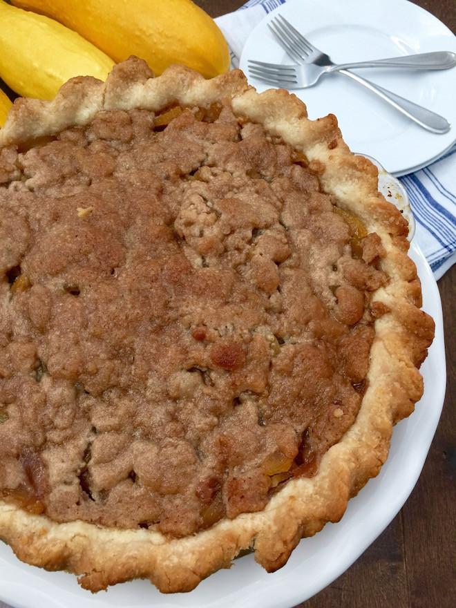 Mock Apple Pie  Mock Apple Pie Make Life Tasteful