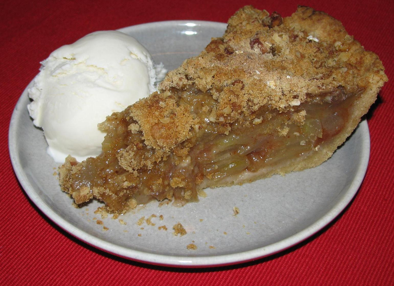 Mock Apple Pie  Wheat Free Cooking