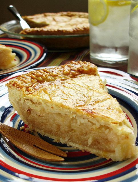 Mock Apple Pie  Weird foods from the 50s 60s and 70s