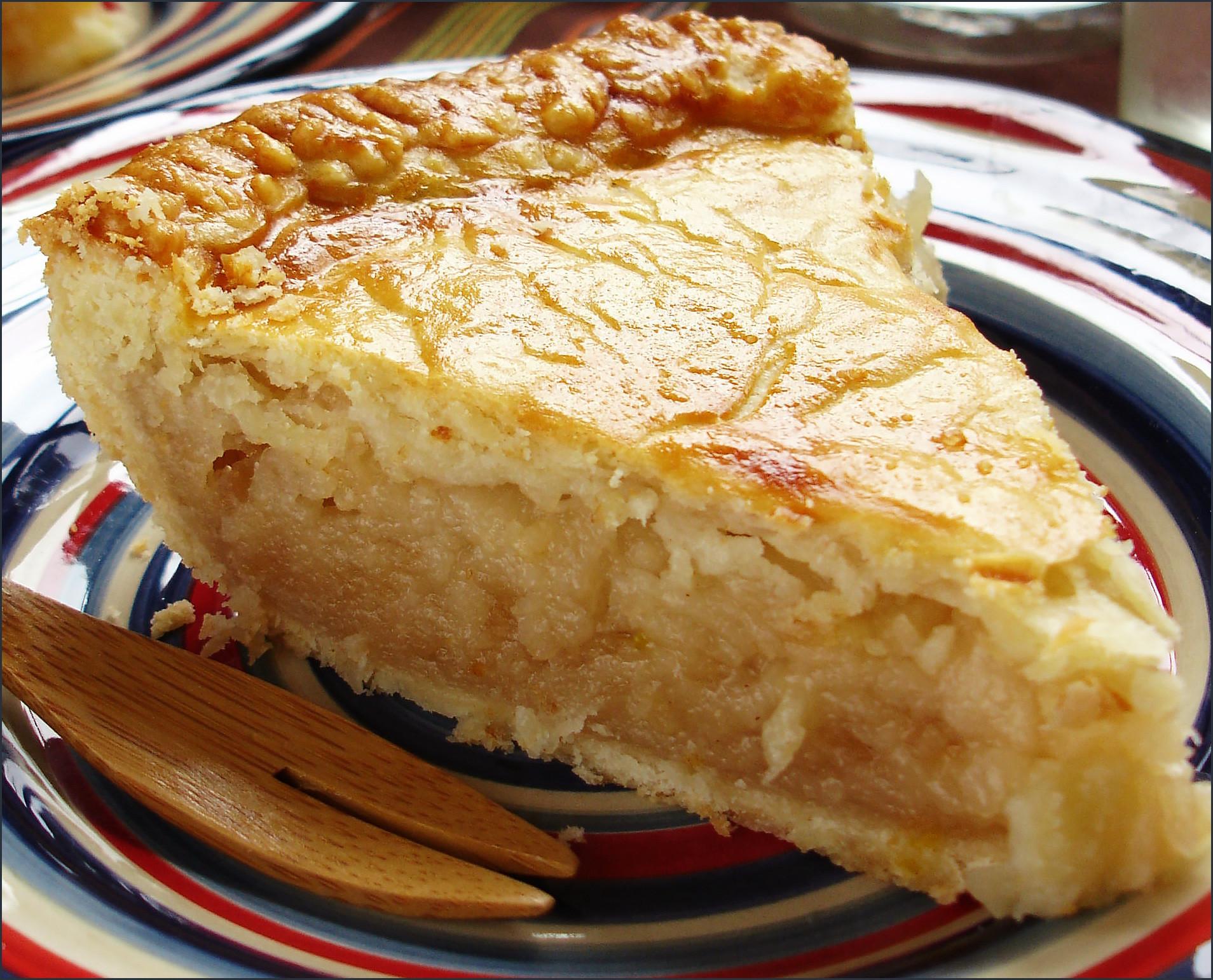 Mock Apple Pie  Mock Apple Pie