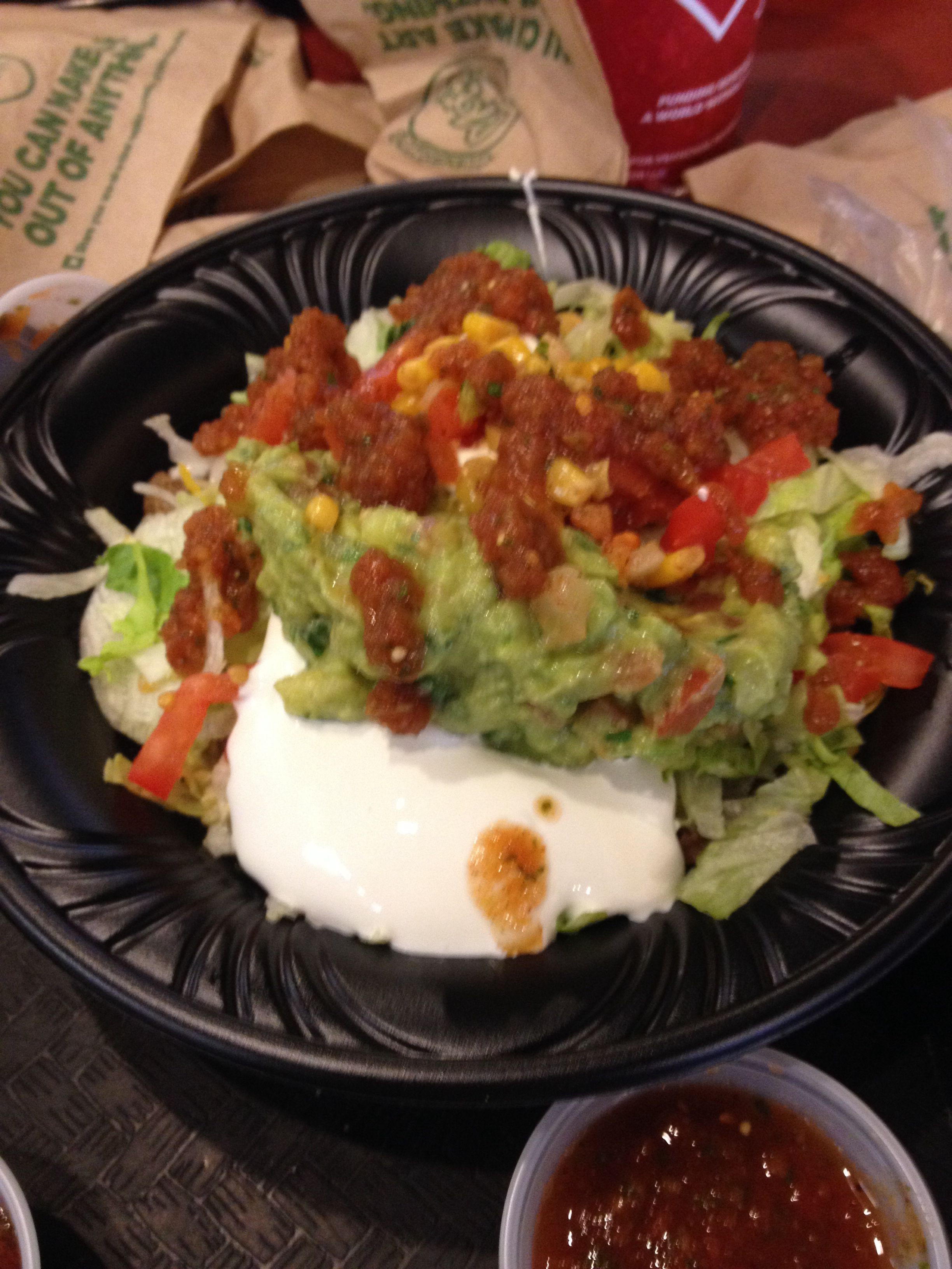Moes Breakfast Bowls  Moe s Monday Burrito Bowl from Moe s