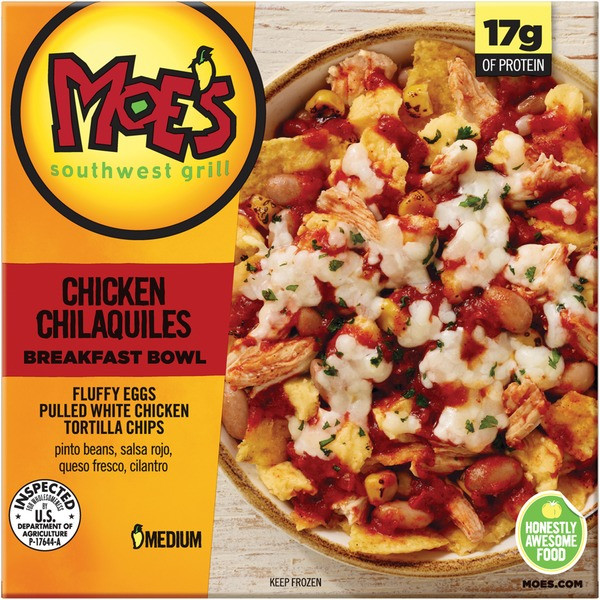 Moes Breakfast Bowls  Moes Chips Nutrition Facts – Besto Blog