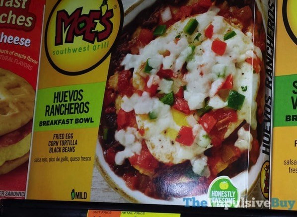 Moes Breakfast Bowls  SPOTTED ON SHELVES FROZEN BREAKFAST STUFF EDITION – 6 14