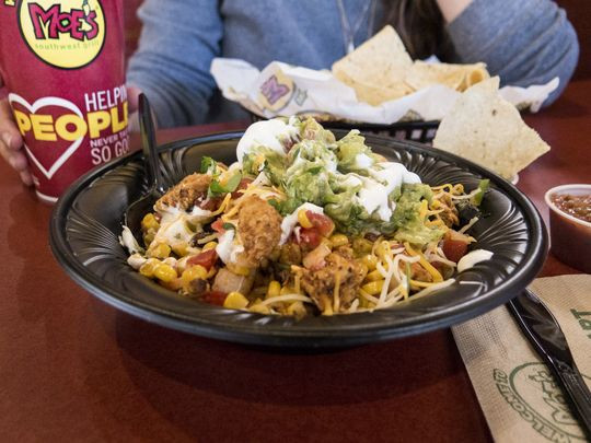 Moes Breakfast Bowls  Floyd Moe s Southwest Grill returns to Jackson