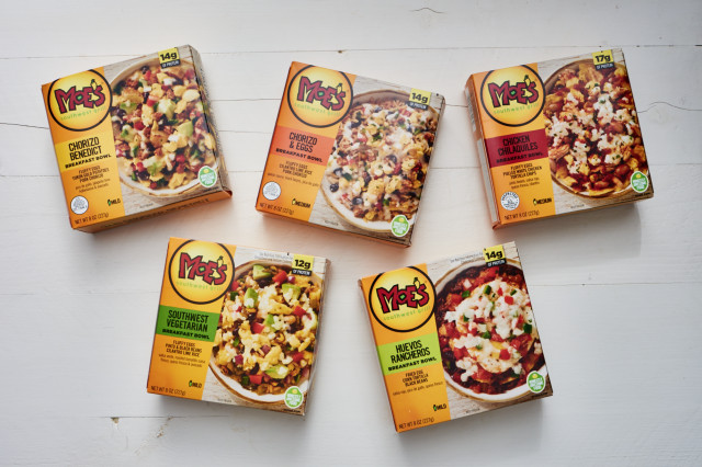 Moes Breakfast Bowls  Moe s Southwest Grill Enters Frozen Food Aisle with New