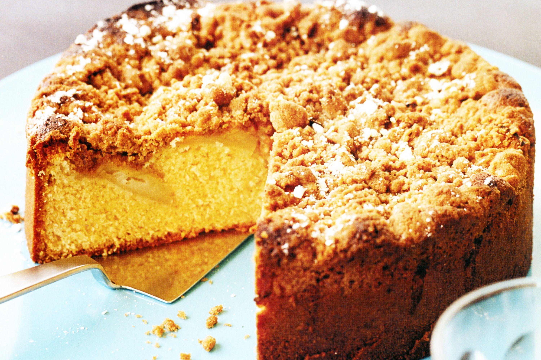 Moist Apple Cake Recipe  moist apple tea cake recipe