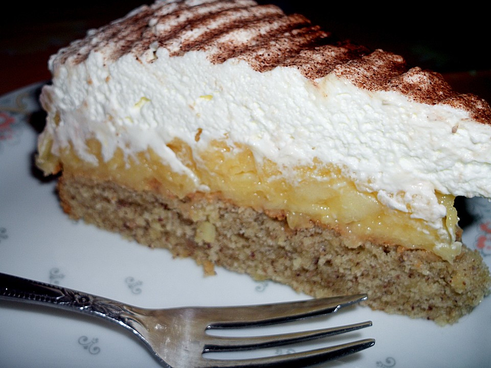 Moist Apple Cake Recipe  German Super Moist Apple Cake Authentic Recipe • Best