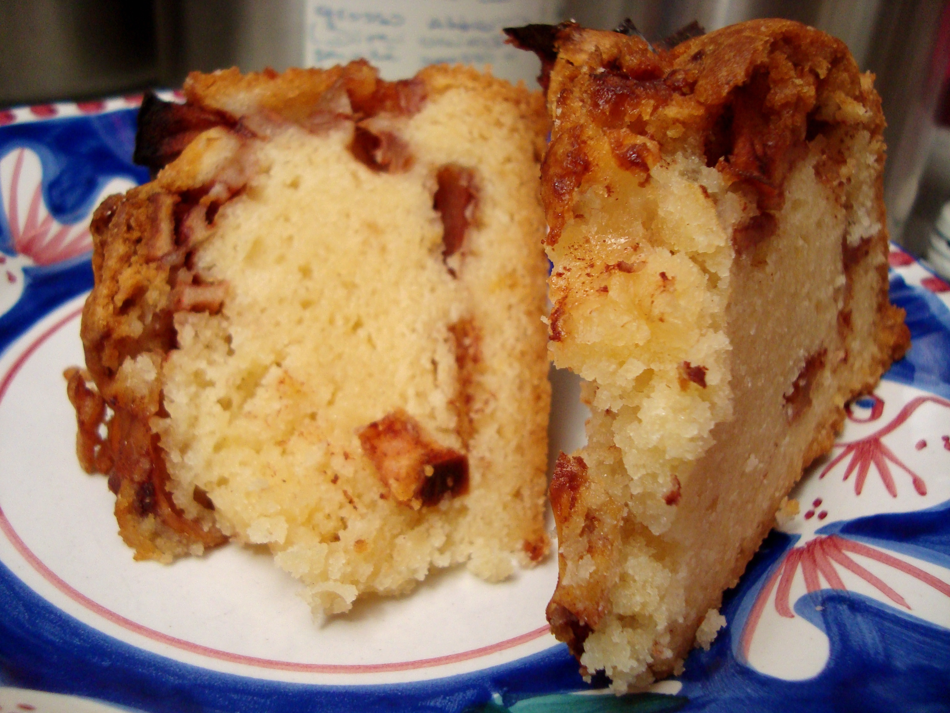 Moist Apple Cake Recipe  Moist Apple Cake