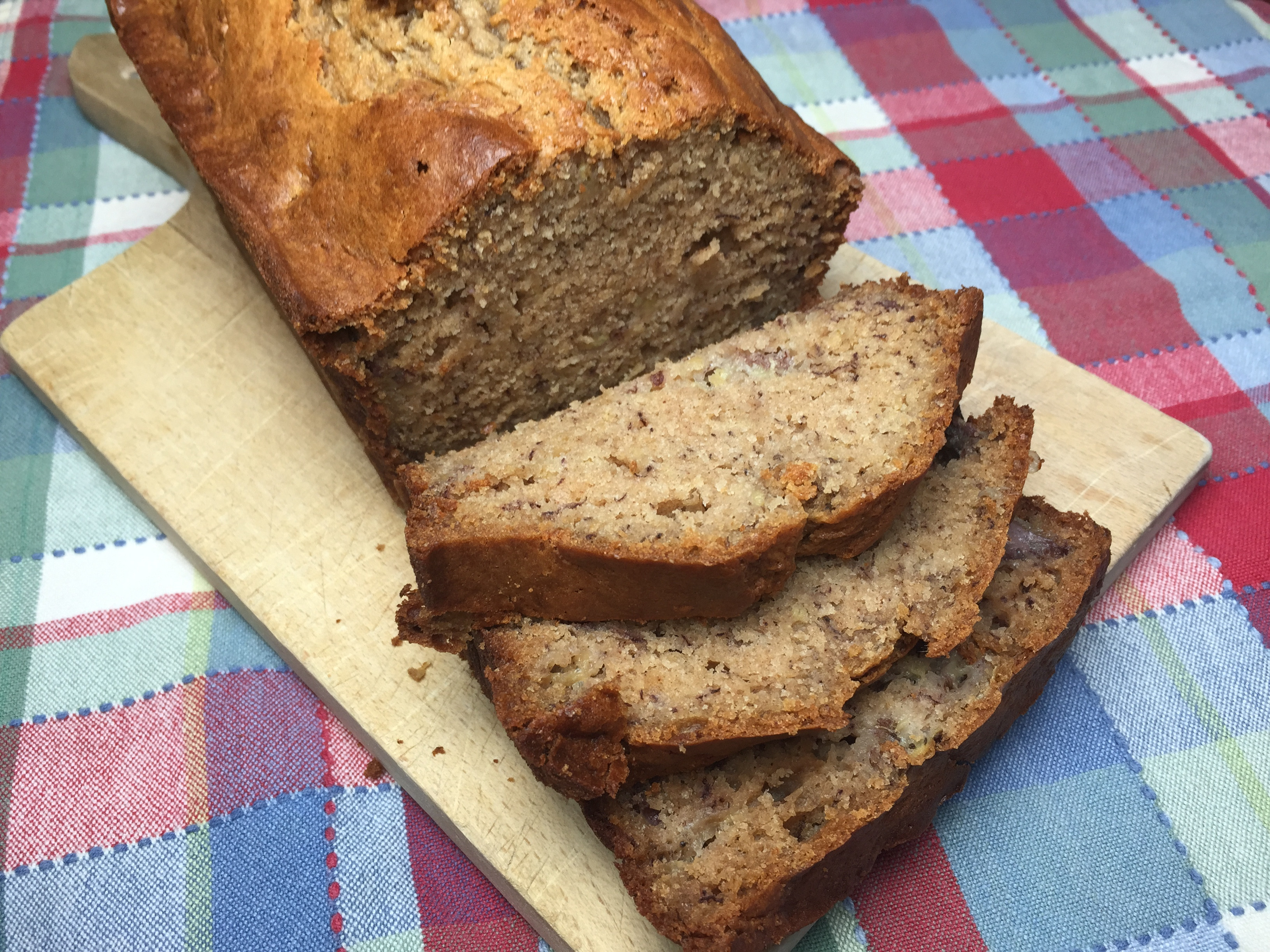 Moist Banana Bread  Super Moist Banana Bread Recipe