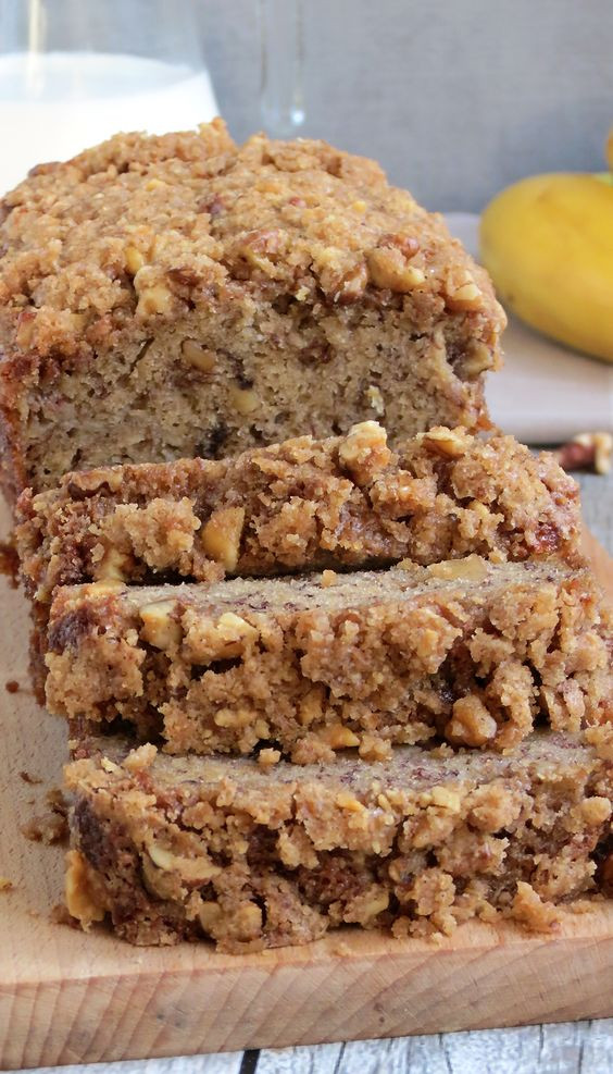 Moist Banana Bread  Moist Banana Bread Recipe