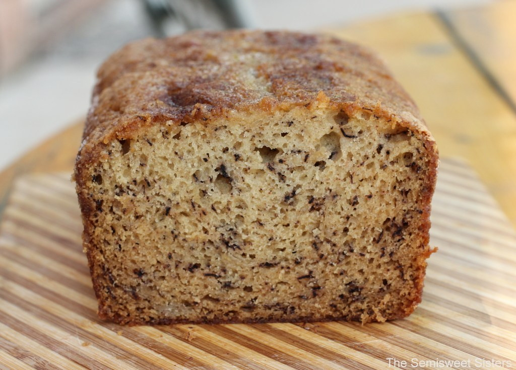 Moist Banana Bread  The Best Moist Banana Bread Recipe