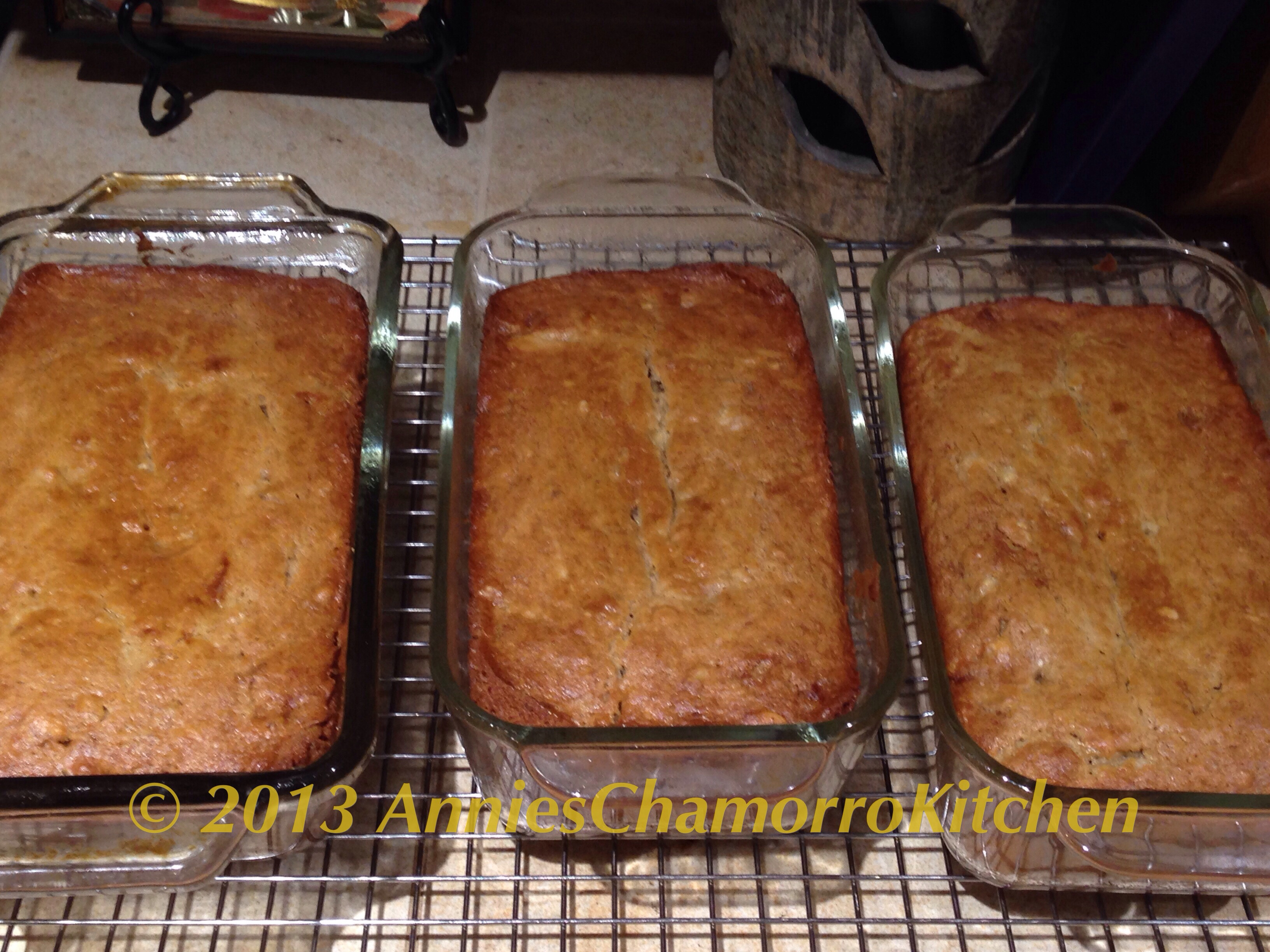 Moist Banana Bread  Ultra Moist Banana Bread