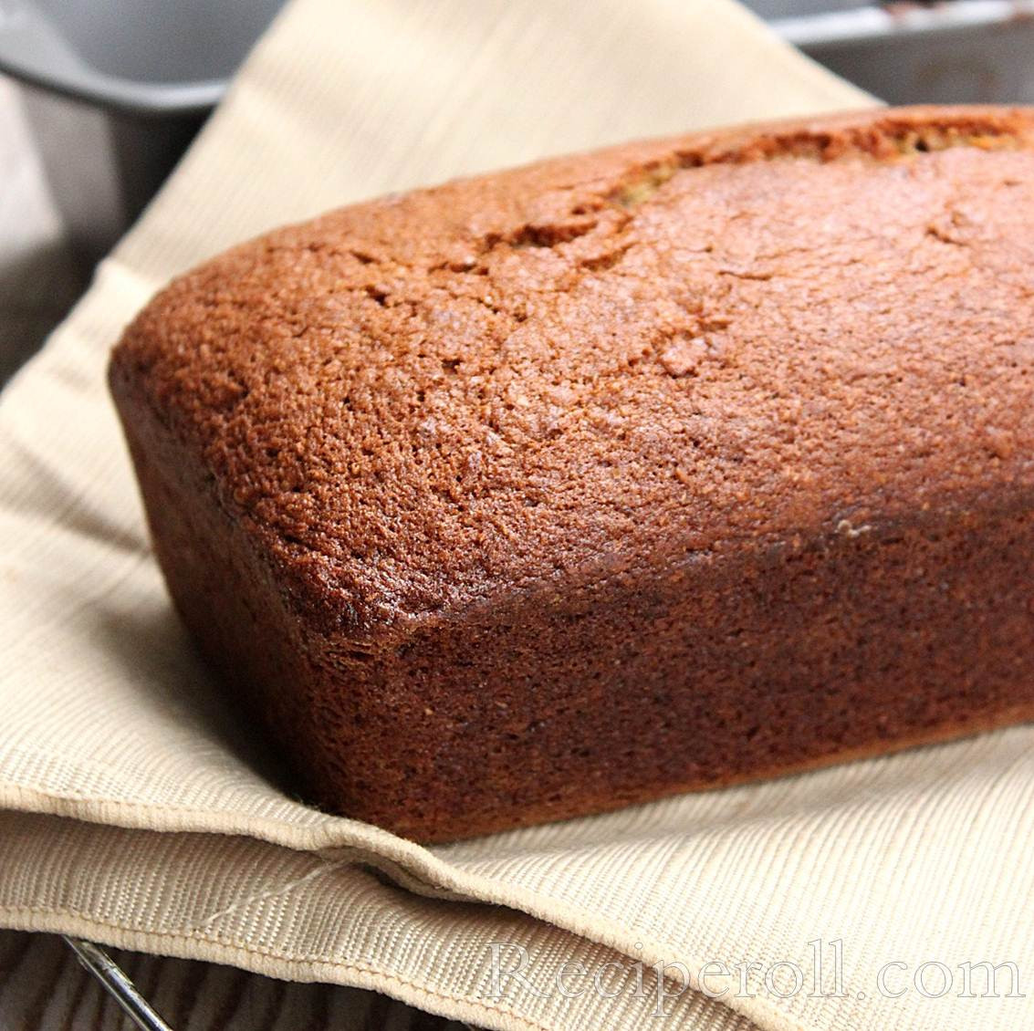 Moist Banana Bread  best ever moist banana bread