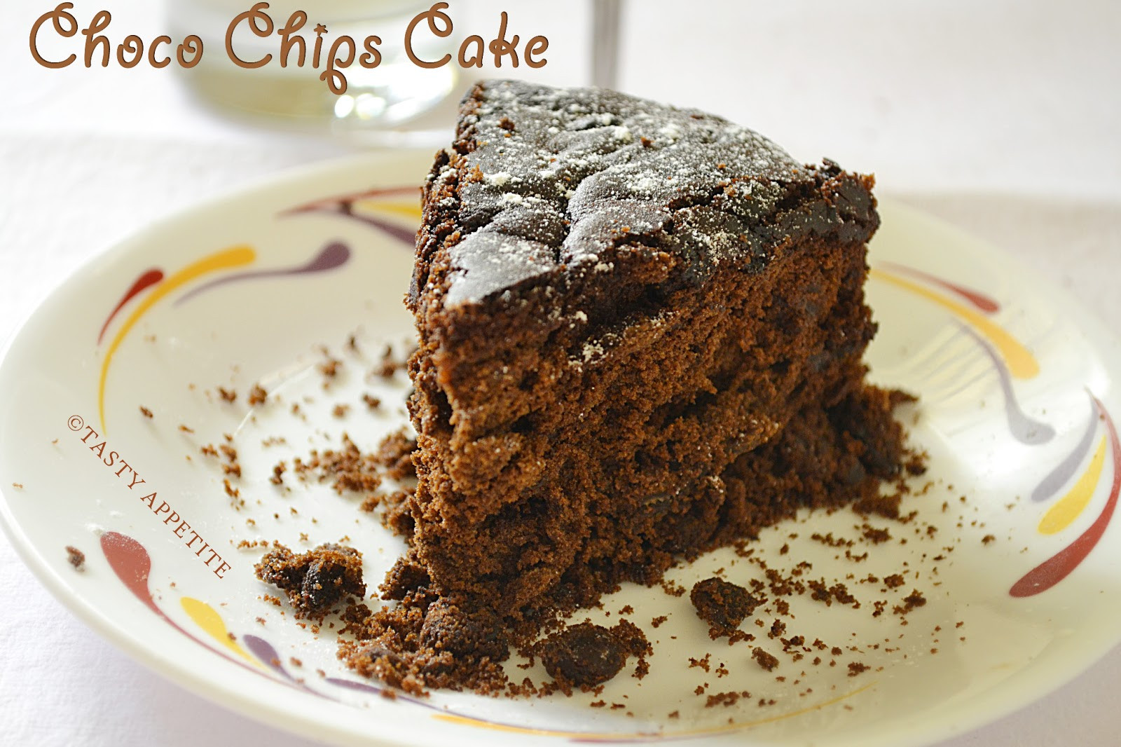 Moist Cake Recipe  How to make Eggless Chocolate Cake Moist Chocolate Cake