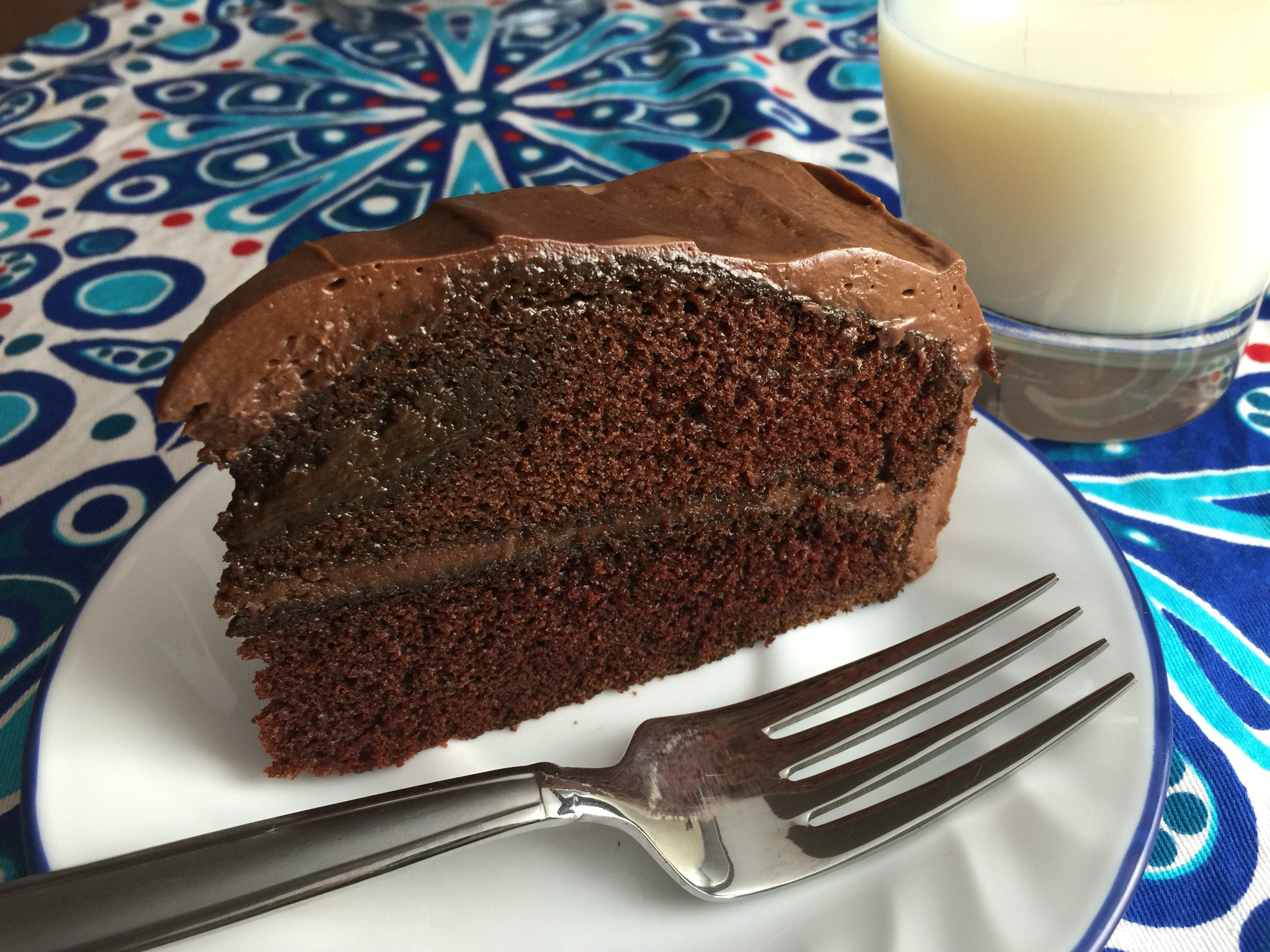 Moist Cake Recipe  Moist Chocolate Cake Recipe