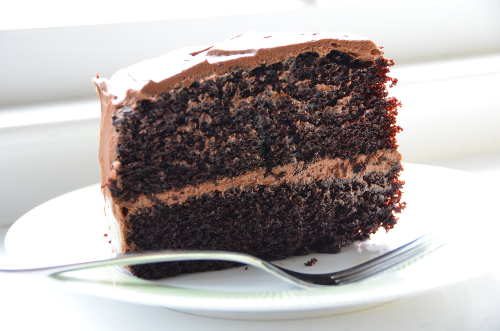 Moist Cake Recipe  Playing with Flour A super moist chocolate cake