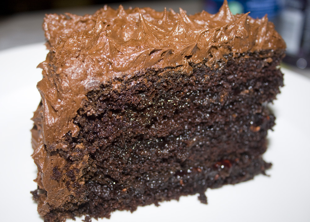 Moist Cake Recipe  Super Moist Chocolate Cake – Bakerlady