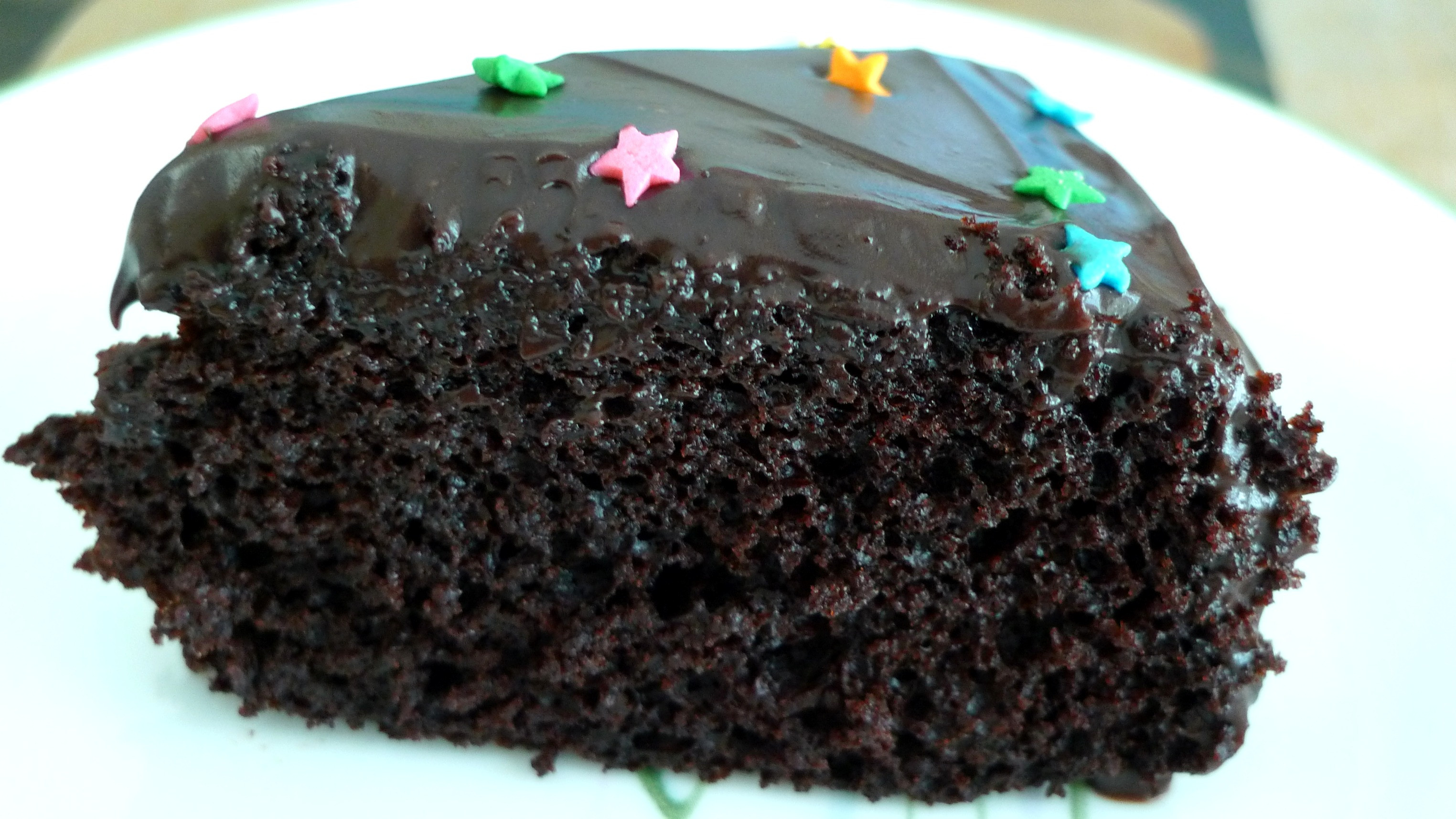 Moist Cake Recipe  Super Moist Eggless Chocolate Cake
