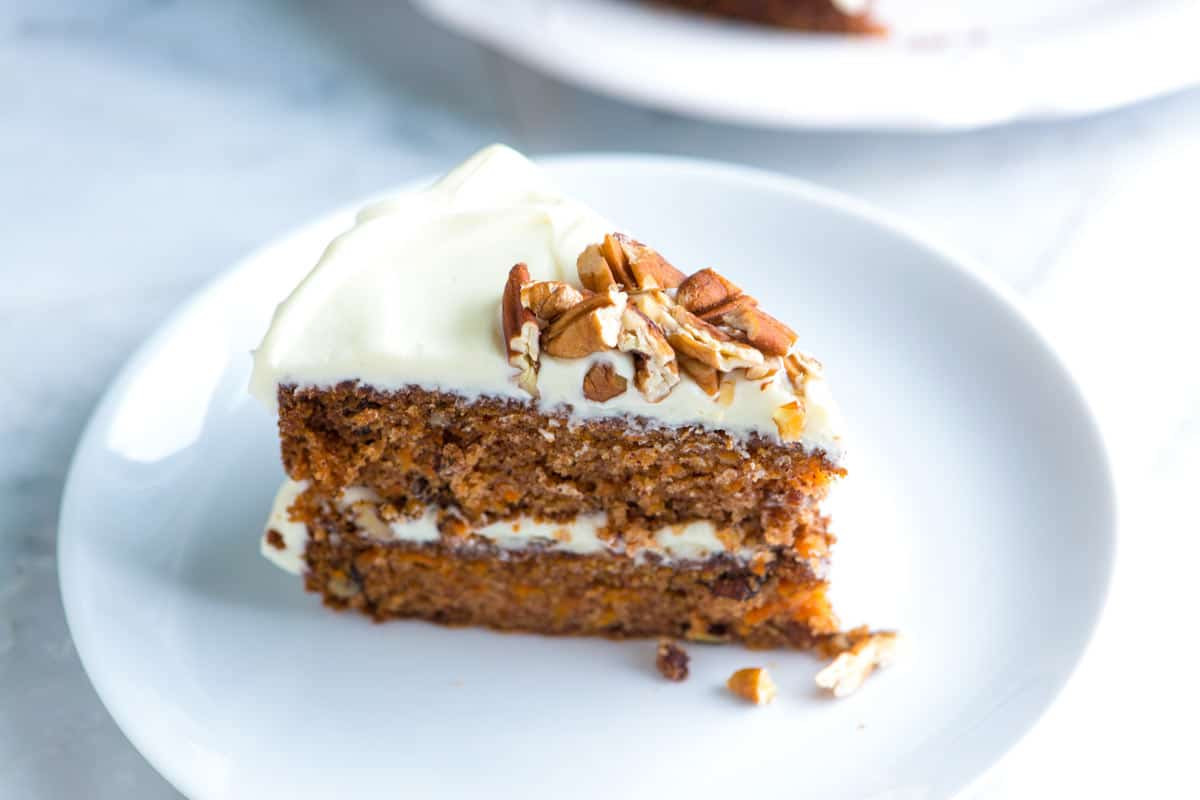Moist Cake Recipe  Incredibly Moist and Easy Carrot Cake Recipe