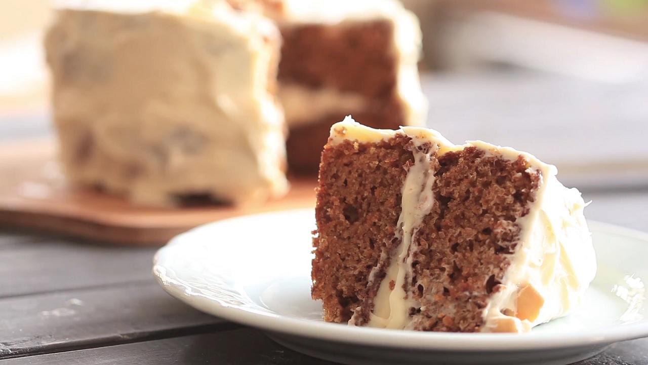 Moist Carrot Cake Recipe  Moist Carrot Cake Recipe Recipe fabelicious Chowhound