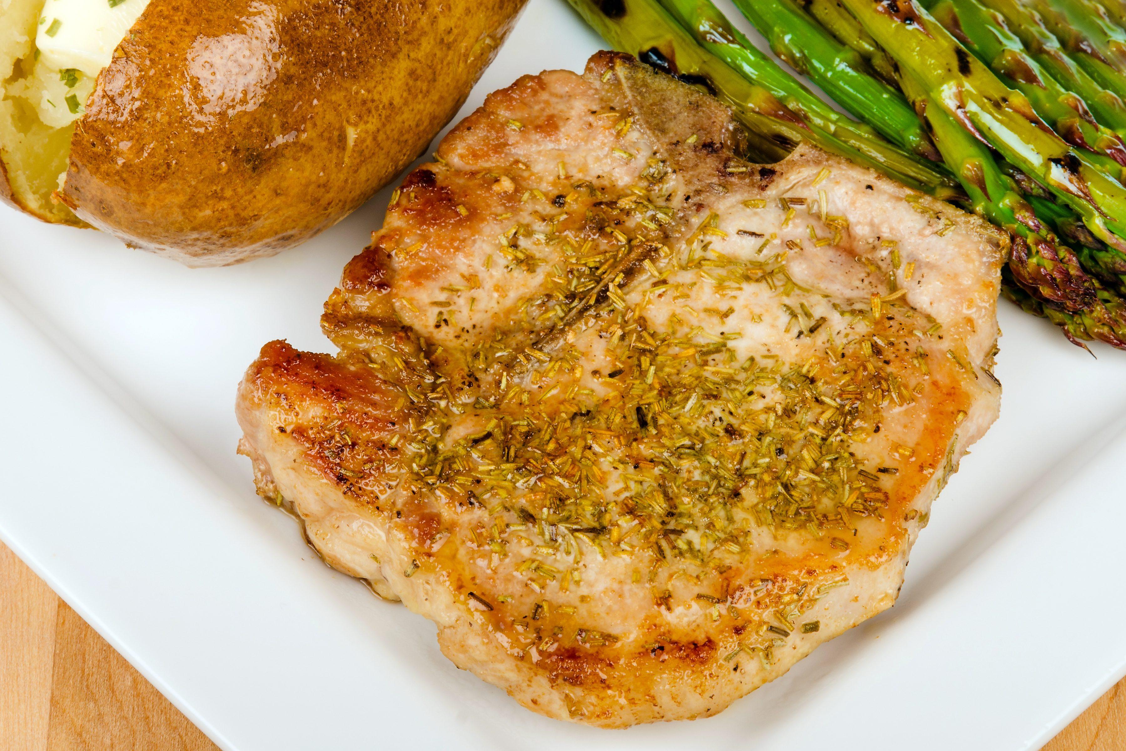 Moist Pork Chops  How to Keep Pork Chops Moist When Pan Frying