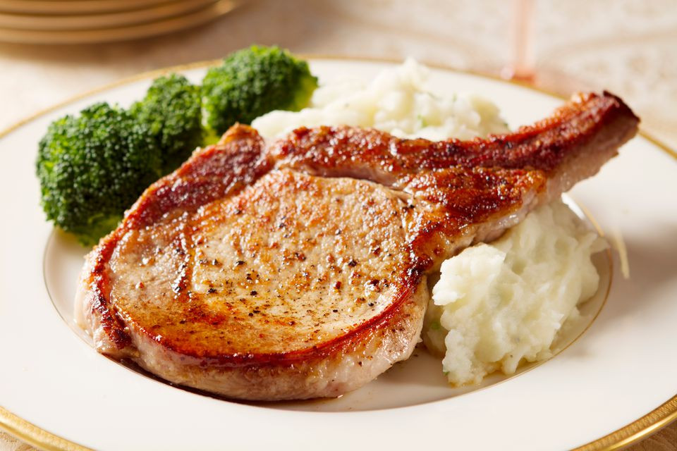 Moist Pork Chops  Perfect Way To Cook Porkchop