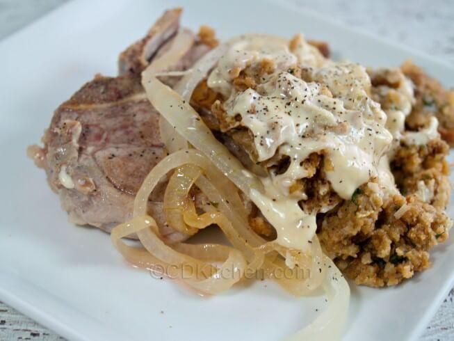 Moist Pork Chops  Unbelievably Moist Crock Pot Pork Chops Recipe