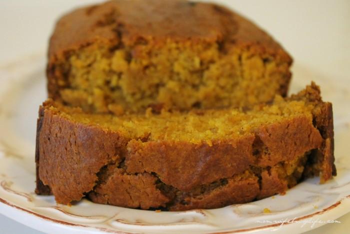 Moist Pumpkin Bread Recipe  Moist Pumpkin Bread Recipe