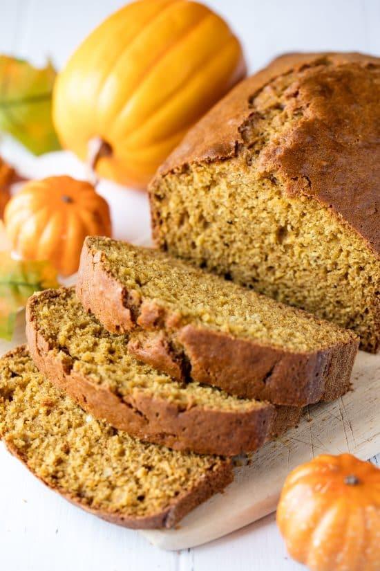 Moist Pumpkin Bread Recipe  Moist Pumpkin Bread Recipe — Dishmaps