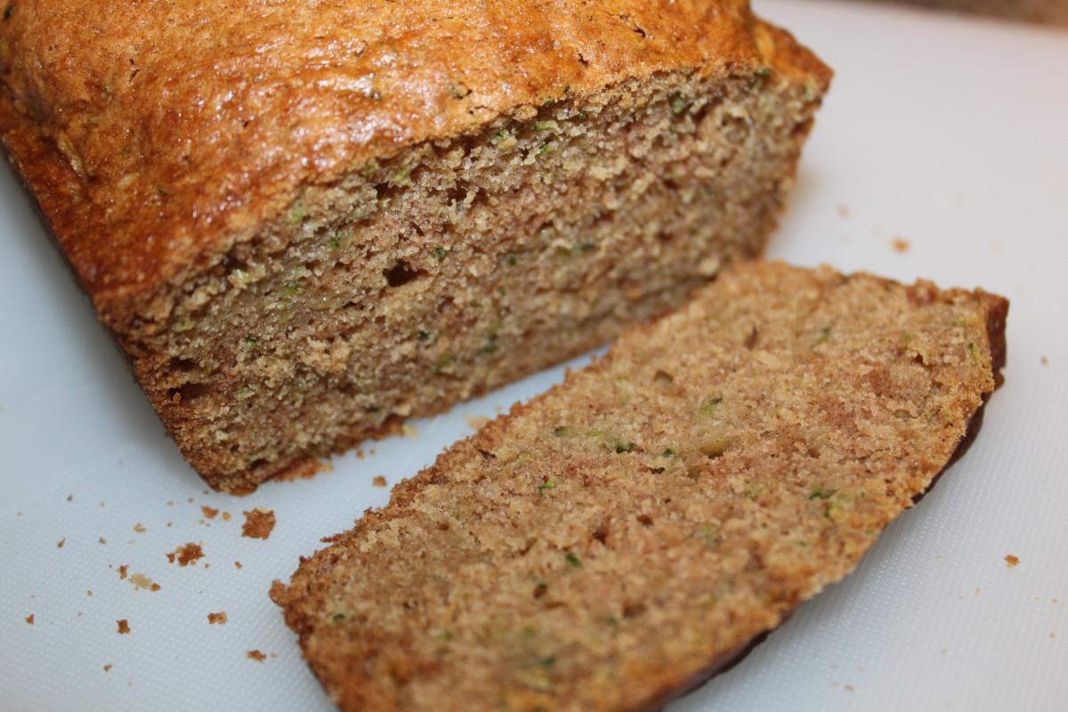 Moist Zucchini Bread  Moist and Delicious Zucchini Bread Recipe