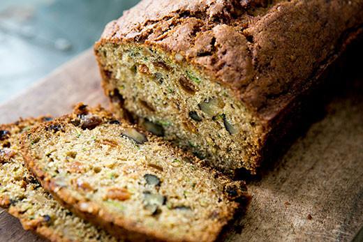 Moist Zucchini Bread  Zucchini Bread with Pineapple Recipe