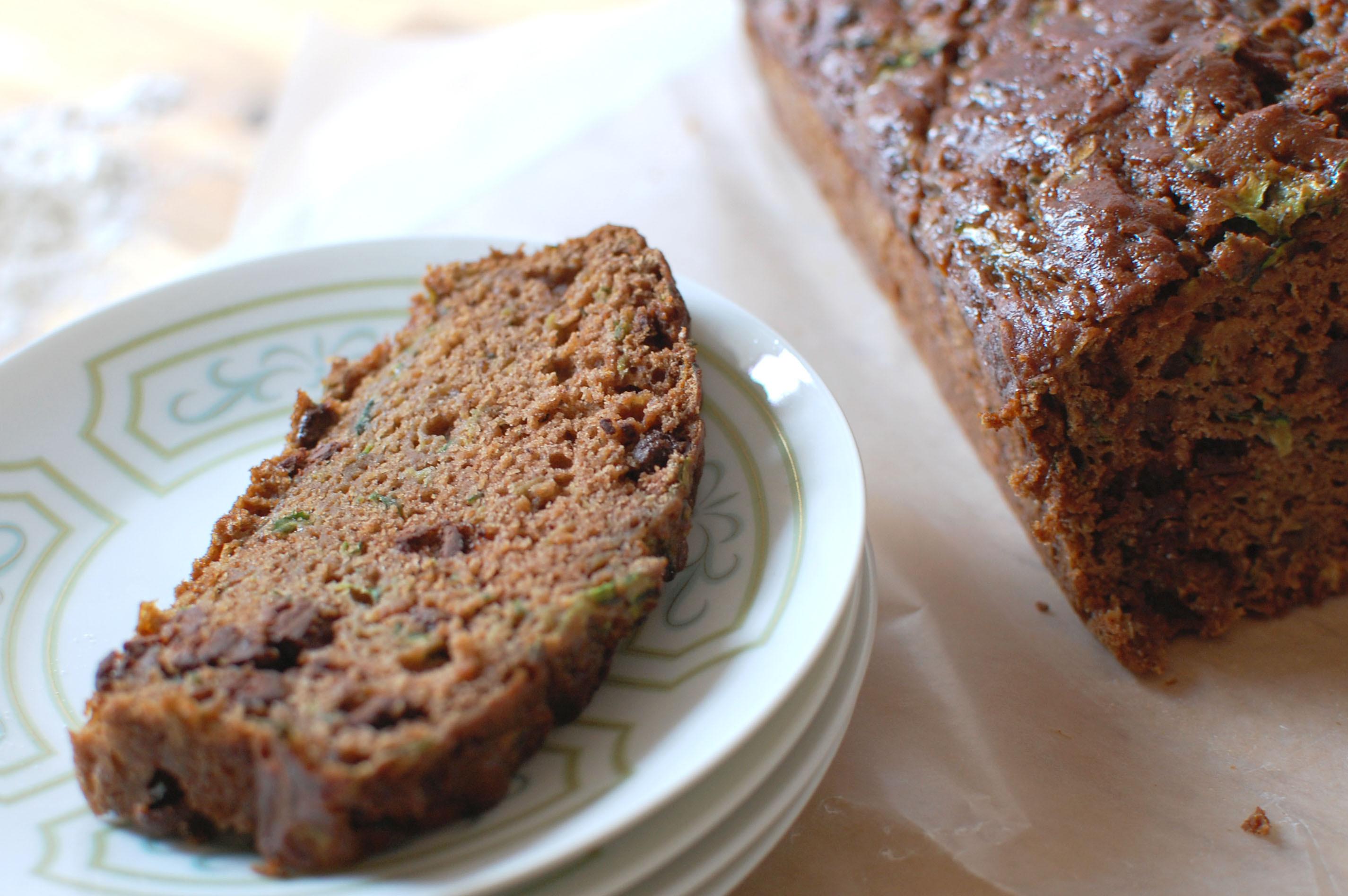 Moist Zucchini Bread  Moist Chocolate Zucchini Bread with an Optional Twist