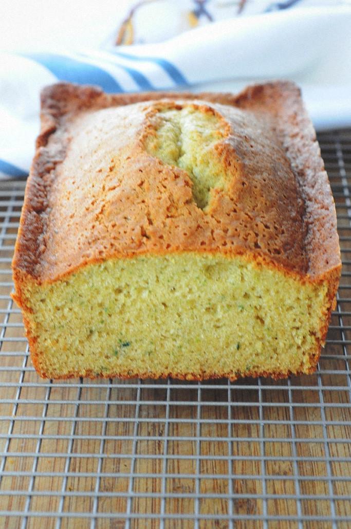 Moist Zucchini Bread  Super Moist Zucchini Bread Lizzy Loves Food
